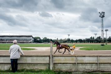 L'ultima corsa - © Daniela Silvestri