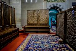 La moschea di Fatih è una moschea ottomana ubicata nel quartiere di Fatih ed è la prima grande architettura turco-islamica a Istanbul e ha rappresentato una tappa importante nello sviluppo dell'architettura ottomana.