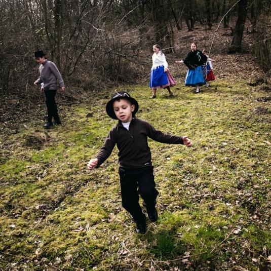 La caccia alle uova è una delle tradizioni tipiche della pasqua ungherese