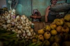 Nei pressi nel mercato di 4 caminos si aggirano officine e artigiani di vario tipo: meccanici, pasticceri, fiorai, agricoltori.