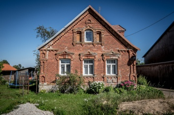 l'architettura del luogo subisce molte influenze tedesche e russe