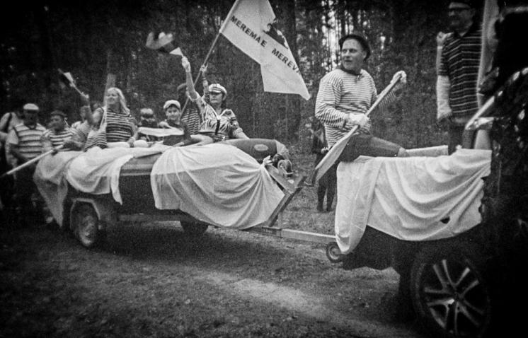The Seto Kuningriik - La parata militare