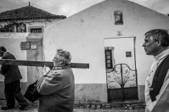 La via sacra di Obidos