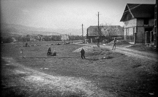 Distretto di Suceava - Corsa alle uova nel periodo di Pasqua